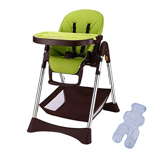 Amazon.com: Xiao Jian Booster asiento de bebé silla plegable ...