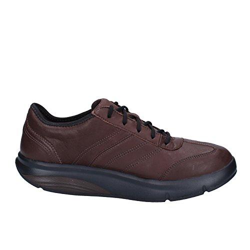 Marrón Sneakers Mbt Eu Mujer Cuero 37 8RddywIq