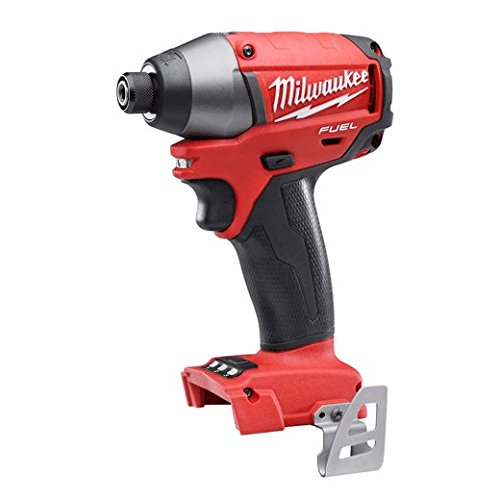 Milwaukee M18 FUEL 1/4in. Hex Impact Driver- Tool Only, Model# 2653-20 - Impact Driver M18