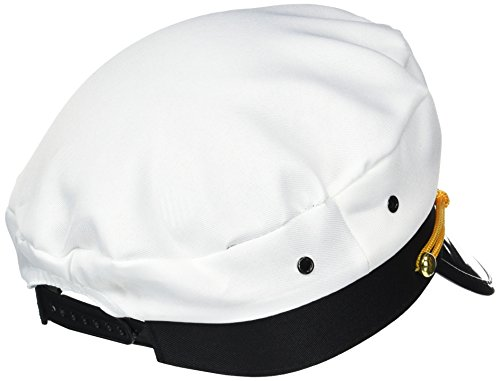 Captains Hat - Skipper Your Own Kon Tiki Raft !!!One size fits most - http://coolthings.us