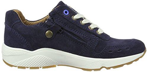 Bisgaard Schnürschuhe - Zapatillas Unisex Niños Blau (603-1 Navy)