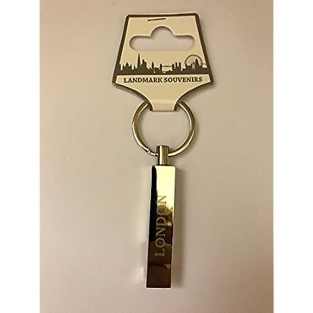 Novelty Keyring Metal Bottle Opener Keyring, London Metal Keyring, Ideal Chrismas Present, Stocking Filler, Office Present Under £10 41qDpIndHWL