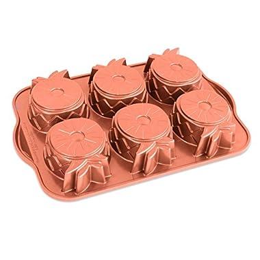 Nordic Ware Pineapple Upside Down Mini Cake Pan