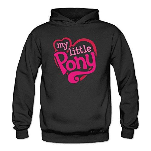 Tommery Women's My little pony Hasbro Rainbow Dash Costume Logo Logo Long Sleeve Sweatshirts (Wild West Costume Images)