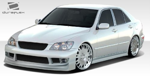 Duraflex Replacement for 2000-2005 Lexus IS Series IS300 V-Speed 2 Body Kit - 4 Piece