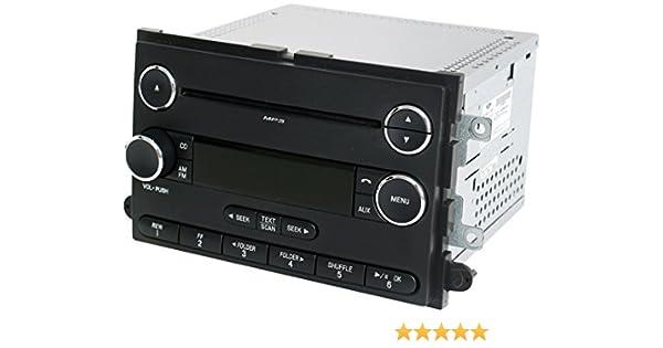 Amazon Ford 20072008 F150 Pickup Am Fm Mp3 Cd Player Radio Rhamazon: 2007 F150 Oem Radio At Gmaili.net