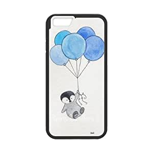 "T-TGL(RQ) Iphone6 4.7"" Customized Phone Case Penguin with Hard Shell Protection"