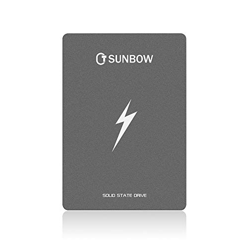 TCSUNBOW 120 GB 128 GB 2,5 inch SSD SATAIII 6 GB/s interne Solid State harde schijf voor Notebook Tablet Desktop PC (X3…
