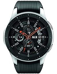 Galaxy Watch (46mm) Silver (Bluetooth) SM-R800NZSAXAR US Version with Warranty (Renewed)