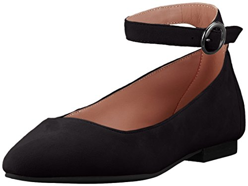 Ballet Closed 70714003002307 O'Polo Women's Marc Black Toe Ballerina Schwarz Flats 7qUAxw