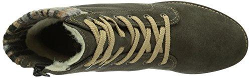 Remonte Remonte - Botas de cuero para mujer gris gris gris - Grau (42)