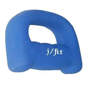 Well-Being-Matters 41qDsGXOArL._SS300_ JFIT 3lb Neoprene Grip Dumbbell Weight