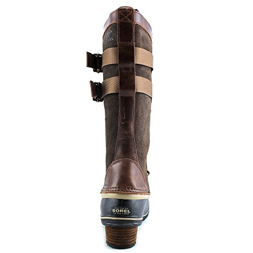 Umber SOREL Conquest Women's Carly Boot Snow British Tan II RBYBg7vq