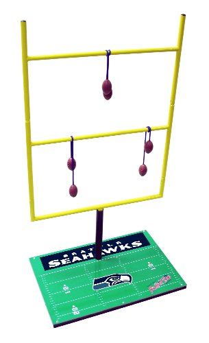 NFL Seattle Seahawks Goal Post Toss Game II