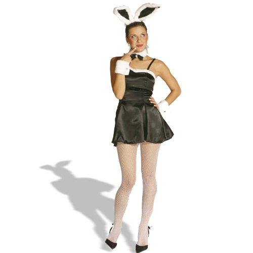 [Rasta Imposta Cocktail Hunny Black, Adult 6-12] (Cocktail Dress Halloween Costumes)