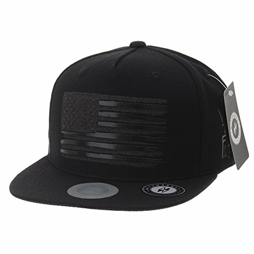 WITHMOONS Baseball Cap Star and Stripes American Flag Hat KR2305