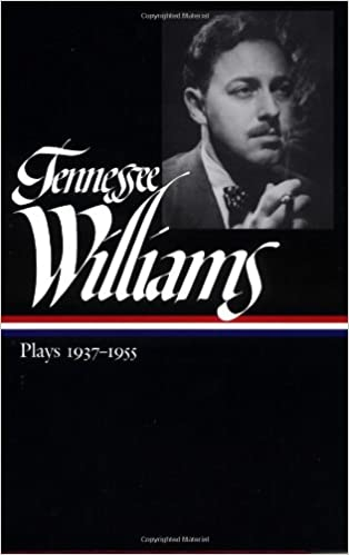 tennessee williams plays library of america tennessee williams plays 1937 1955 library of america tennessee williams mel gussow kenneth holditch 9781883011864 com books