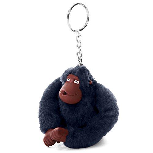 Kipling Sven Monkey Keychain, True Blue, One Size by Kipling
