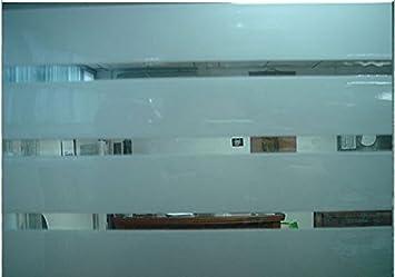 Fenster Sichtschutzfolie Milchglasfolie Line35 152cm Breite
