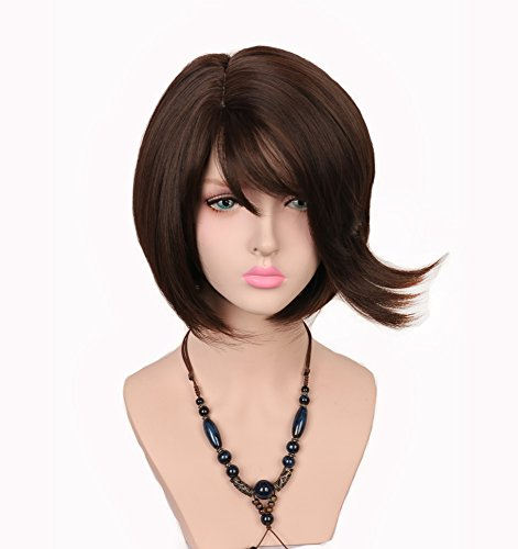 Price comparison product image Yuehong Anime Cosplay Wig Heat Resistance Fibre Synthetic Wigs