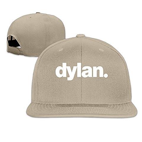 Men's Unisex Dylan Rieder Flag Rock Cap Cool Strapback Hat (Pioneer Noise Cancelling)