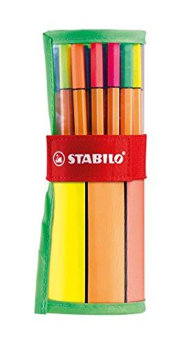 STABILO point 88 30er Rollerset - Fineliner