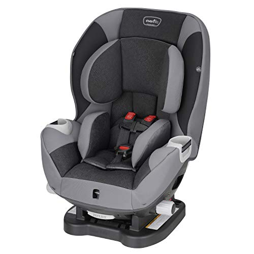 Evenflo Triumph Convertible Car Seat, Techno Fade