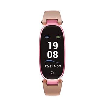 Smartwatch Pulsera de Desgaste Deportivo Bluetooth con podómetro ...