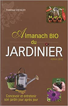 Almanach bio du jardinier
