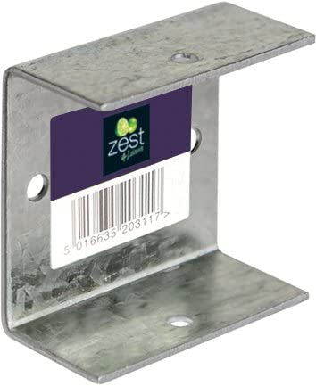 12 Pack Of Fence Panel Clips 41mm