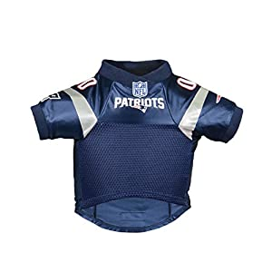 NFL New England Patriots Premium Pet Jersey, Small