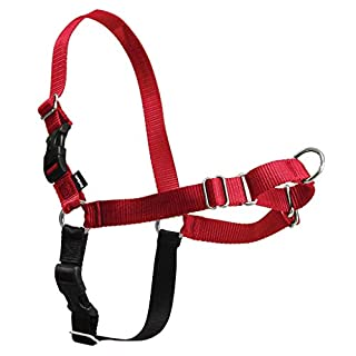 PetSafe Easy Walk Dog Harness, No Pull Dog Harness, Red/Black, Petite (B000BHRF9G) | Amazon price tracker / tracking, Amazon price history charts, Amazon price watches, Amazon price drop alerts