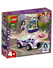 LEGO Friends Emma's Mobile Vet Clinic 41360 Building Kit, 2019 (50 Pieces)