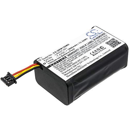 1800mAh 05020-160-0001-BAT, LIN337-001 Battery for Q Core Sapphire Epidural, Sapphire Multi-Therapy, PCA, TPN, Sapphire H100, Plus