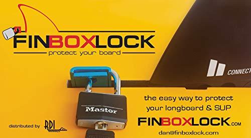 Fin Box Lock ()