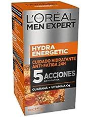 L'Oréal Paris Men Expert 24H Hydra Energetic Cuidado hidratante anti-fatiga, 50 ml