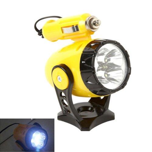 Flashlight Cigarette Lighter Magnetic Emergency