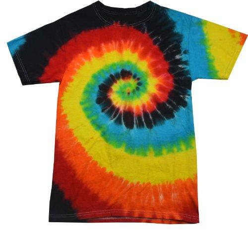 Colortone Tie Dye T-Shirt LG -