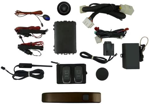 Prewired Firmware Preloaded MPC Factory Remote Activated Remote Start Kit with Keyless Entry for 2011-2014 Ford Edge