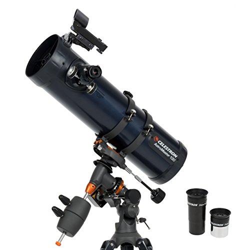 Celestron 31051 astromaster 130eq md telescope for Astromaster powerseeker motor drive
