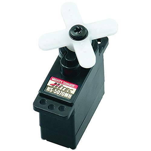 - Hitec RCD Inc. HS-5070MH Digital HV Ultra Torque Analog Feather, HRC35070