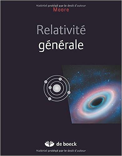 Lire un Relativité générale pdf