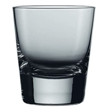 Schott Zwiesel Tritan Crystal Glass Tossa Barware Collection Wine Glass/Whiskey Cocktail Tumbler, 7.6-Ounce, Set of 6
