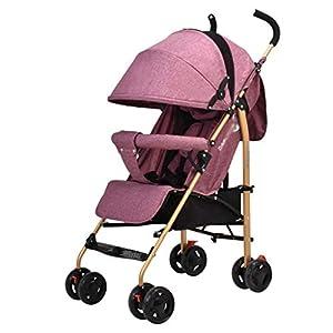 Bébé et Puériculture / Poussettes, landaus et acce Poussette bébé parapluie pouvez vous asseoir et légère inclinaison du…