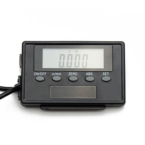 Sevenshop 0-150Mm 0.01Mm Remote Digital Readout Linear Scale External Display