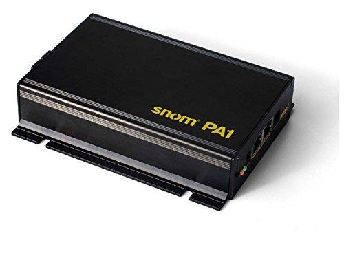 (SNOM PA1 Public Address System)