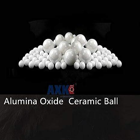 10 Loose Ceramic Balls 5mm Al2O3 Alumina Oxide