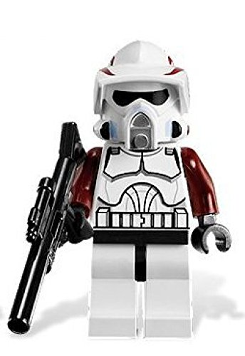 Elite ARF Trooper (2012) - Lego Star Wars Minifigure - Star Wars Arf Trooper