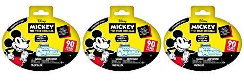 Tech4Kids Basic Fun Marshmallow Mickey Mouse 3 Sealed Bags