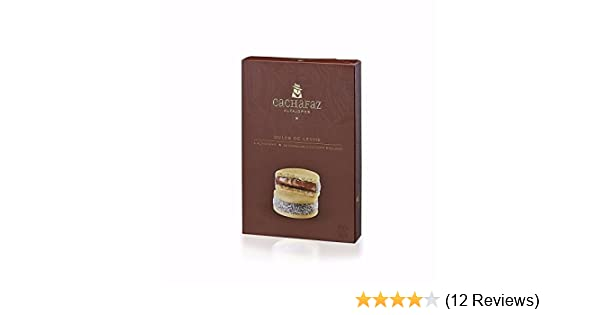 Amazon.com : Cachafaz Alfajores de Maizena 6 Count : Cookies Gourmet : Grocery & Gourmet Food